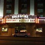 Gold Spike