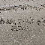 ces le sable de las plage
