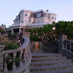 The Chanler at Cliff Walk - As seen from Cliff Walk