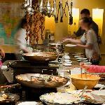 Sunday buffet at nilgiri's