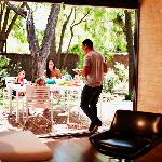 Indoor Outdoor Entertaining - Busselton Accommodation