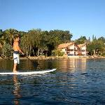 free of charge paddling board