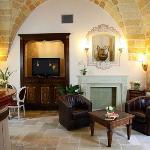 Lounge Kelina Hotel nel Salento