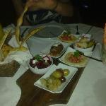 Dinner in Abaca