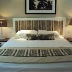 Bed in Bure