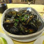 Delicious mussel at only 5 Euro