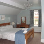 Widcombe Master bedroom