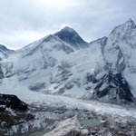 Mt Everest from the Kala Pattar
