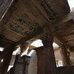 Hidden beauty, Temple of Hathor, Deir el-Medina, 3Jan2011