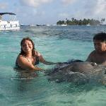 Conociendo a las Mantarrayas de la Isla