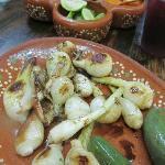 Pancho's Takos Cebollitas & Salsa