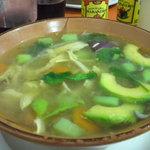 Tlajalepeno Soup