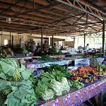 local market in rakiraki