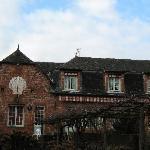 Architecture de Collonges
