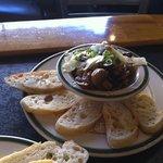 garlic mushroom tapa!