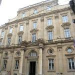 the eastern entrance président Edouart Herriot street