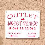 Welcome in Outlet Sweet Venice
