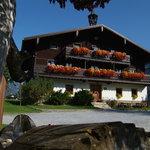 Willkommen im 400 Jahre alten Bauernhaus