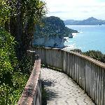 Wanderung zur Cathedrale Cove