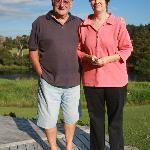 Jeanie und Greg