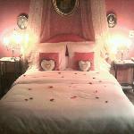 la chambre suite junior romantique