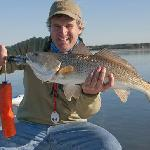 Red Fish on Light Tackle
