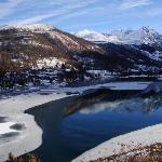 Le lac Génos