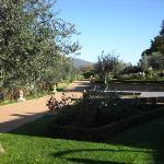 Sovana Romantik Hotel & Resort - Garden