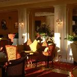 Belmont Hotel lounge