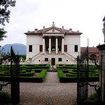 facciata villa