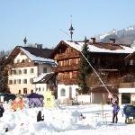 Foto de Hotel Pension Unterbrau