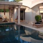 unsere private Villa