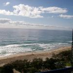 One Apartments - look at the fabulous location - beach only next door!
