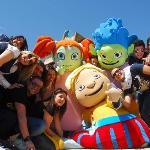 Samy, Milò, Lilù e tutti i loro amici
