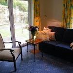 Wohnzimmer Villa Celia exemplarisch