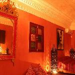 Suite room at Riad Dar Rita, Hotel Ouarzazate Morocco