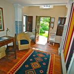 Suite Pacari entrance