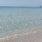 mare cristallino spiaggia Torre lapillo