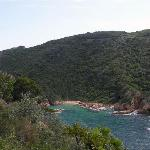 View of the Knysna Heads