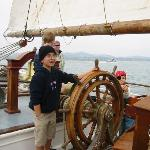 The Ocean Institute is home to two tall ships, the Pilgrim and the Spirit of Dana Point.