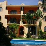 Condominio di appartamenti affitto per vacanza