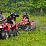 ATV tour La Selvita
