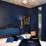 cobalt double room