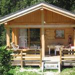 chalet en été Tarentaise Savoie