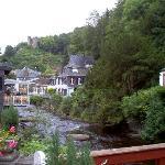 Monschau - a river runs through it