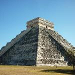 Chichen Itza without hordes of tourists!!!