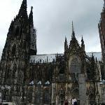 Panoramica del Duono di Colonia