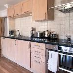 Fully equipped state of the art kitchens
