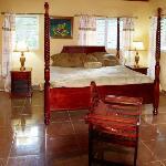 Zimmer im Bungalow