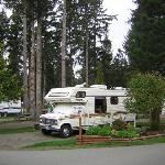 One of the RV Park sites